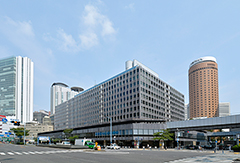 Located in the center of Osaka Umeda